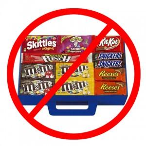 no more candy
